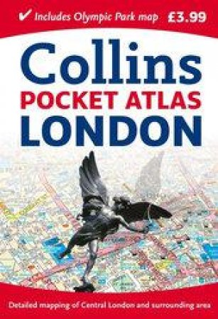 Pocket Atlas London by Collins