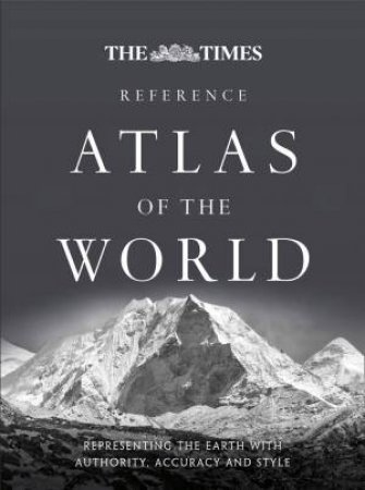 The Times Reference Atlas of the World by Collins Uk