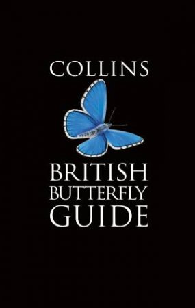 Collins British Butterfly Guide by Tom Tolman & Richard Lewington