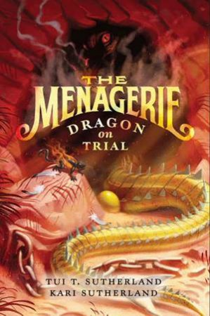 Dragon on Trial by Tui Sutherland & Kari Sutherland