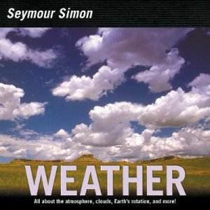 Weather by Seymour Simon