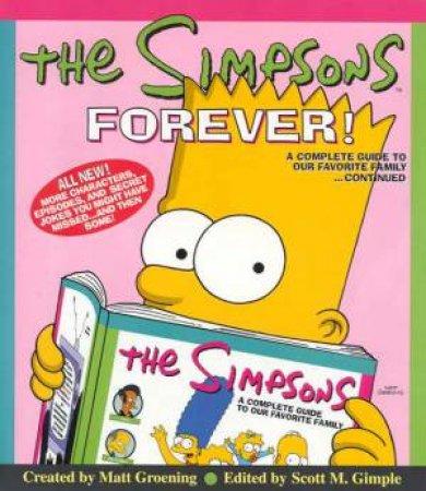 The Simpsons Forever! by Matt Groening & Scott M. Gimple