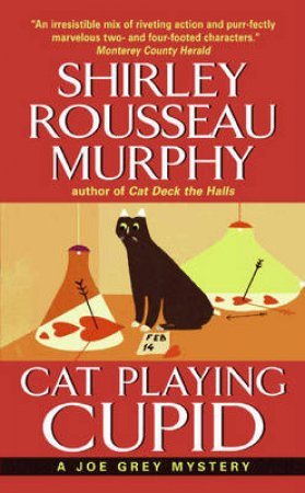 Cat Playing Cupid by Shirley Rousseau Murphy
