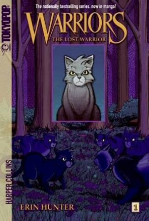 The Lost Warrior by Erin Hunter & Dan Jolley & James L. Barry