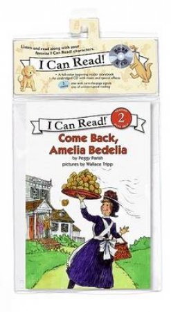 Come Back, Amelia Bedelia by Peggy Parish & Wallace Tripp