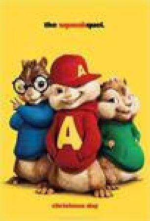 Alvin and The Chipmunks: The Squeakquel by Perdita Finn