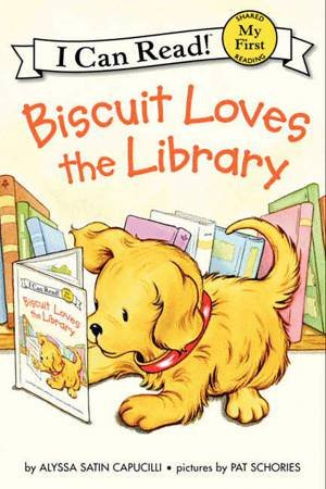 Biscuit Loves the Library by Alyssa Satin Capucilli & Pat Schories