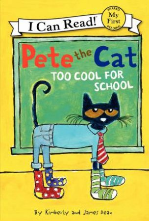 Too Cool for School by Kimberly Dean & James Dean