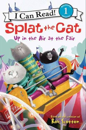 Up in the Air at the Fair by Robert Eberz & Amy Hsu Lin