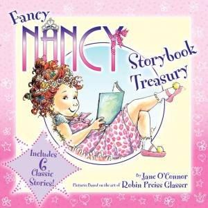 Fancy Nancy Storybook Treasury by Jane O'Connor & Robin Preiss-Glasser
