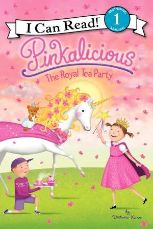 The Royal Tea Party by Victoria Kann