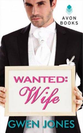 Wanted Wife by Gwen Jones
