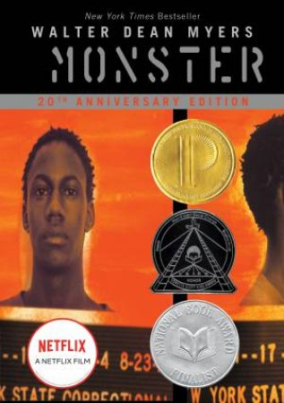 Monster by Walter Dean Myers & Christopher Myers