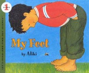 My Feet by Aliki