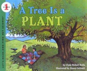 A Tree Is a Plant by Clyde Robert Bulla & Stacey Schuett