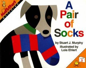 A Pair of Socks by Stuart J. Murphy & Lois Ehlert