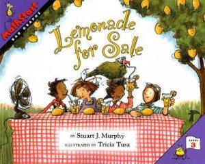 Lemonade for Sale by Stuart J. Murphy & Tricia Tusa