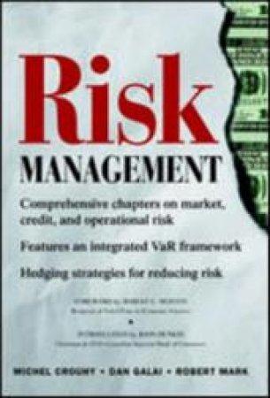 Risk Management by Michel Crouhy & Dan Galai & Robert Mark