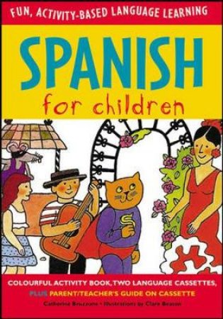 Spanish for Children by Not Available