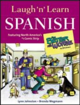 Laugh 'N' Learn Spanish by Lynn Johnston & Brenda Wegmann