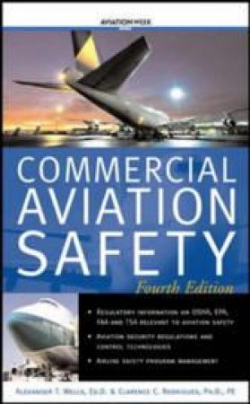Commercial Aviation Safety by Alexander T. Wells & Clarence C. Rodrigues