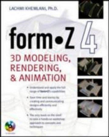 Form.z 4 by Lachmi Khemlani