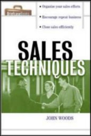 Sales Techniques by William T. Brooks