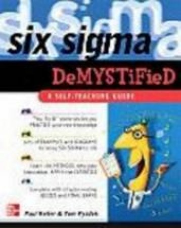 Six Sigma Demystified by Paul A. Keller