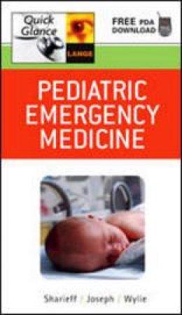 Pediatric Emergency Medicine by Ghazala Q. Sharieff & Madeline Matar Joseph & Todd W. Wiley & Madeline Matar Joseph