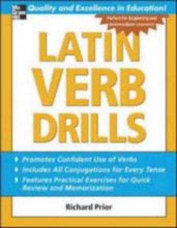 Latin Verb Drills by Richard Prior