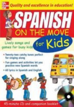 Spanish On The Move For Kids by Catherine Bruzzone & Inc. Getty Images