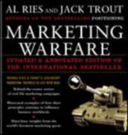 Marketing Warfare by Al Ries & Jack Trout