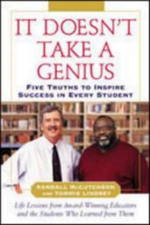It Doesn't Take a Genius by Randall McCutcheon & Tommie Lindsey