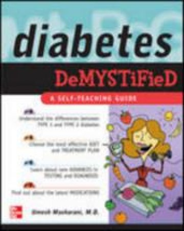 Diabetes Demystified by Umesh Masharani