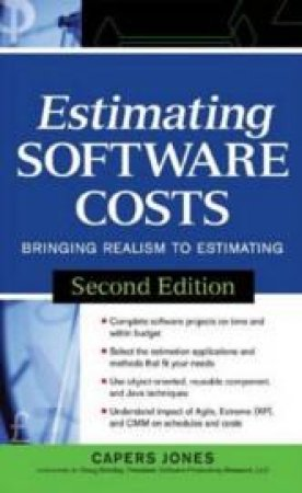 Estimating Software Costs by Capers Jones
