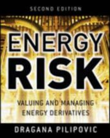 Energy Risk by Dragana Pilipovic