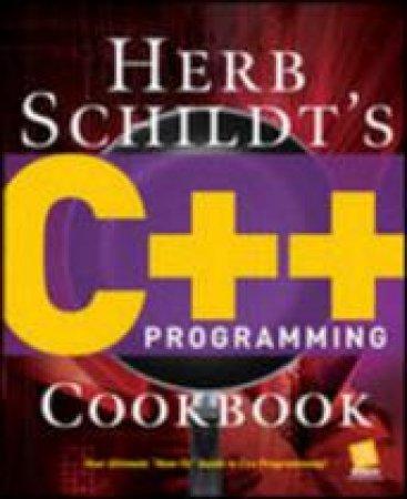 Herb Schildt's C++ Programming Cookbook by Herbert Schildt