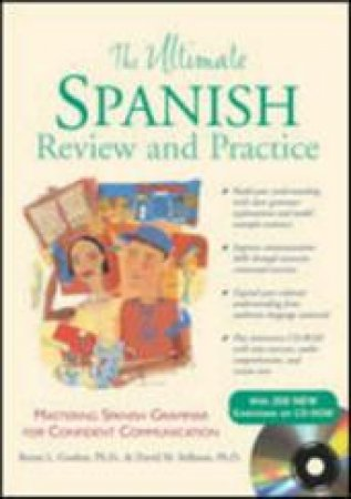 The Ultimate Spanish Review and Practice by Ronni L. Gordon & David M. Stillman