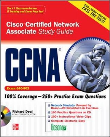CCNA Cisco Certified Network Associate by Richard Deal