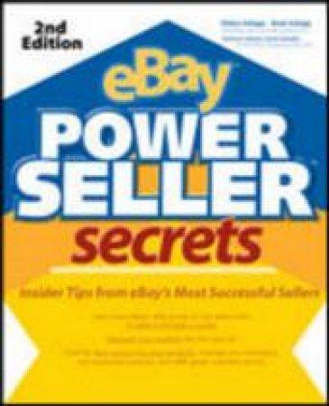 Ebay Powerseller Secrets by Debra Schepp & Brad Schepp