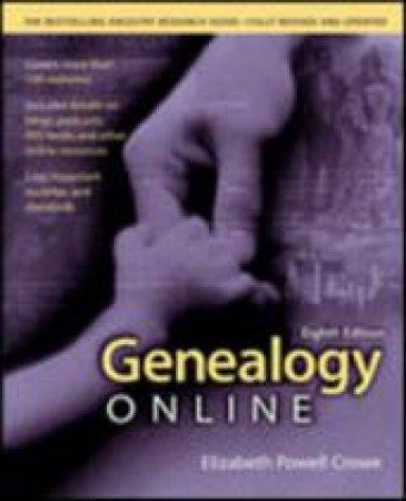 Genealogy Online by Elizabeth Powell Crowe
