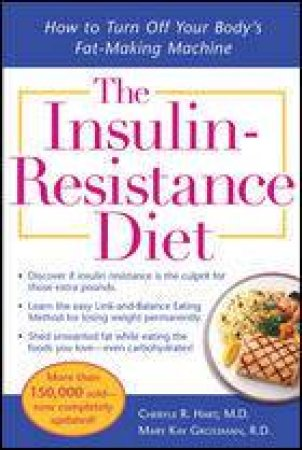 The Insulin-Resistance Diet by Cheryle R. Hart & Mary Kay Grossman