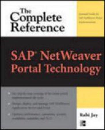 SAP NetWeaver Portal Technology by Rabi Jay