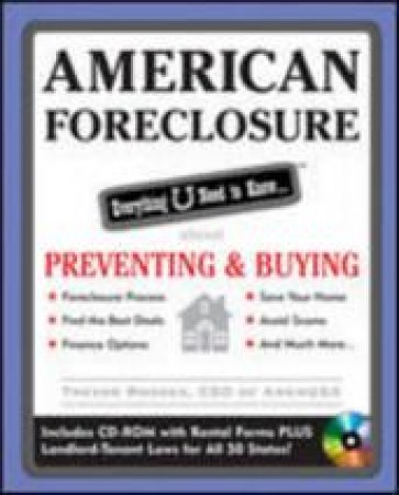 American Foreclosure by Trevor Rhodes