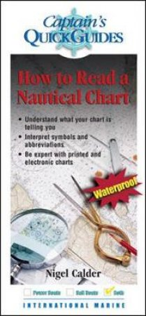 How To Read a Nautical Chart by Nigel Calder