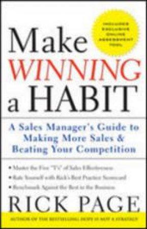 Make Winning a Habit by Rick Page