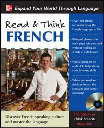Read & Think French by Think Spanish! Magazine