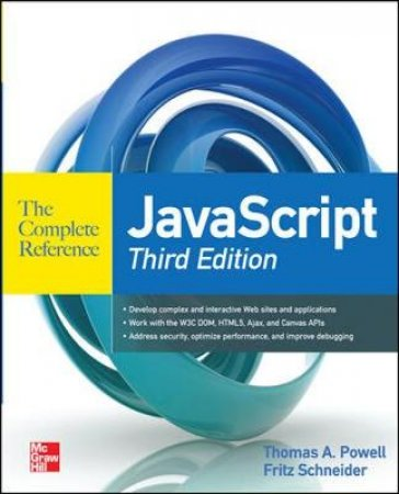 Javascript by Thomas A. Powell & Fritz Schneider