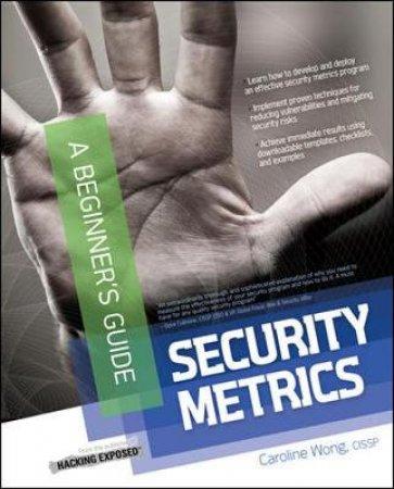 Security Metrics by Caroline Wong