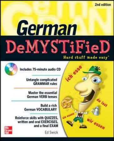 German Demystified by Ed Swick